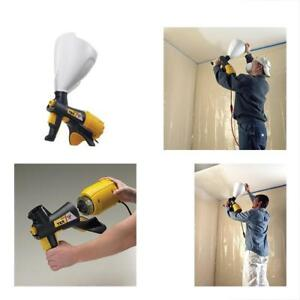 Electric Texture Wall Ceiling Texturizing Sprayer Spray Gun Wagner Power Tex