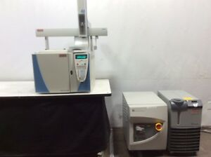 Thermo Trace Gcms Ultra Gas Chromatograph Mass Spectrometer Accessories