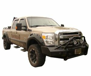 Ranch Hand Bsf111bl1 on Sale Summit Bullnose Bumper 11 16 Ford Super Duty