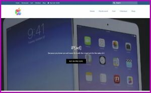 Apple Ipads Website Business Make 147 76 A Sale Instant Traffic System