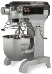 Chef s Exclusive Commercial All Purpose Planetary Stand Mixer 10 Qt 1 2 Hp