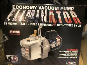 Jb Industries Dv 6e Eliminator 6 Cfm Vacuum Pump