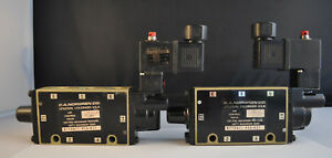 2 New Norgren K71da00 ks6 k32 Manual Pneumatic Air Control Valves