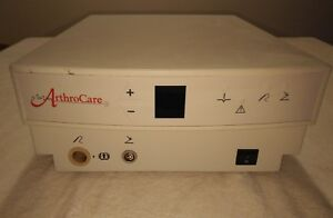 Arthrocare System 2000 Controller With Footswitch Fast Shipping