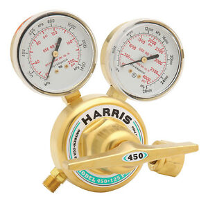 Harris 450 125 540 Oxygen Regulator