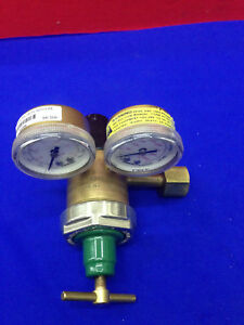 Smith H1410a 540 Regulator For Compressed Gas Used And Untested