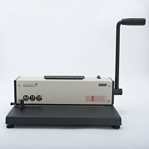 Rayson Pd 1501 Coil Binding Machine With Electric Coil Inserter