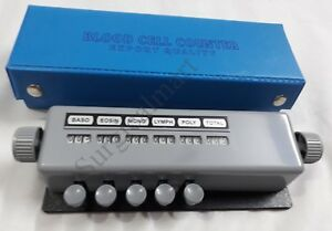 Blood Cell Counter 5 Key Lab Equipment