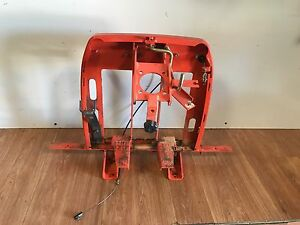 Kubota Bx2200 Center Dash Piller Assembly