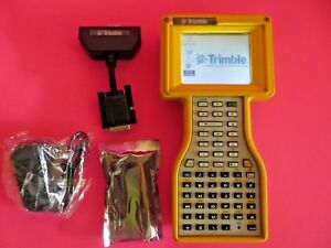 Tds Trimble Ranger Data Collector Tsce Survey Controller 11 20 Gps Ts Color