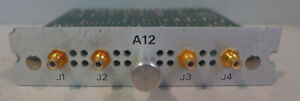 Wiltron A12 Yig Phase Detector Board 6700 c 31712