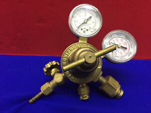 Victor Equipment Model 7 0155 Gas Regulator Gauge Cga 320 Sn Mh72171