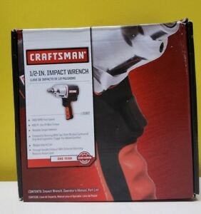 Craftsman 916882 1 2 in Impact Wrench New In Box Ships Free