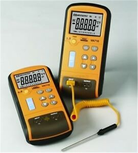 New Digital Process Calibrator Thermocouple Thermocouple J k t e r s b n Va71 Ke