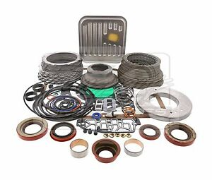 2002 Transmission Rebuild Kit In Stock, Ready To Ship | WV