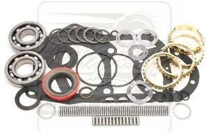 Saginaw Transmission Rebuild Bearing Kit 4 Speed 3 Speed 1966 85 W synchro Rings