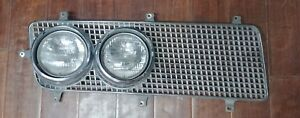 Vintage 1964 Chrysler Imperial Headlight With Trim Right Passenger