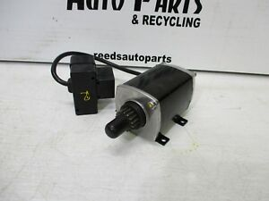 Genuine Lauson 208cc Electric Starter Assembly Only Oem