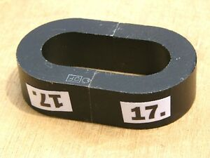 Pair Of Powerful Alnico 5 Horseshoe Magnets 1 Lb 2 Oz From Magnetron