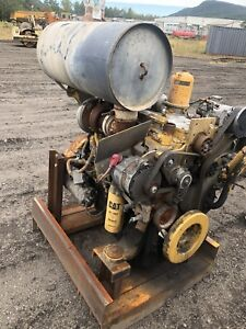 Caterpillar Engine In Stock | JM Builder Supply and Equipment Resources