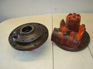1966 Case 930 Diesel Tractor Power Steering Parts