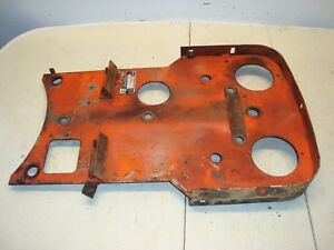 1966 Case 930 Tractor Front Dash Support Serial Number Bracket