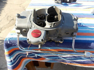 Demon Carburetor 850 Cfm Speed Demon Carburetor