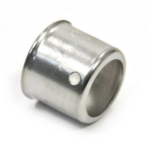 Stainless Steel Press Sleeves For 1 Pex 100 Pcs