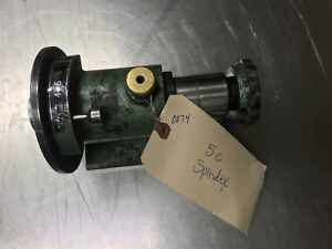 Spin Index 5c Collet Indexing Fixture Spindex Unknown Brand China