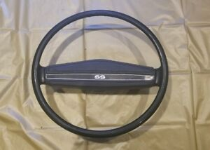 1970 1973 Chevy Camaro Chevelle Nova Impala Ss Steering Wheel original Genuine