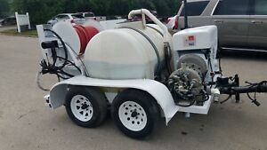 Harben Sewer Jetter Trailer Us Jetting Diesel Pipe Cleaning Machine