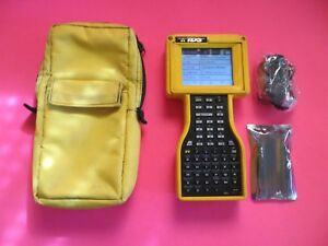 Tds Trimble Ranger Data Collector Tsce Survey Pro Max Color Screen Ships Fast