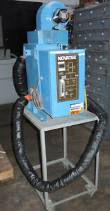 Novatec Md 25 Dehumidifying Plastic Dryer Tested Good Working Clean Unit