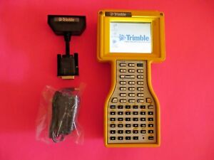 Tds Trimble Ranger Data Collector Tsce Survey Controller 11 10 Gps Ts Color
