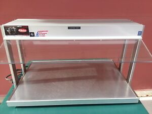 30 Hatco Grbw 30 Glo ray Commercial Buffet Warmer With Sneeze Guards