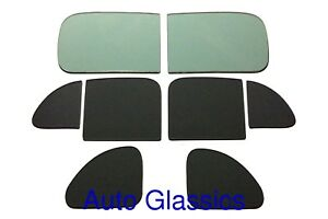 1941 1942 1946 1947 1948 Ford Business Coupe Flat Glass New Classic Auto Windows
