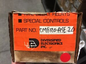 Atc Diversified Cmf 120 ase 20 Current Monitor