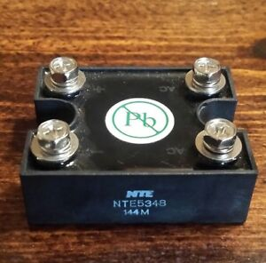 1 New Electronics Nte5348 Bridge Rectifier