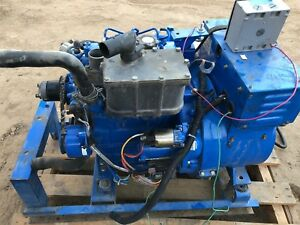 Northern Lights N673l 6w 6 Kw Diesel Land Based Generator 60 Hz