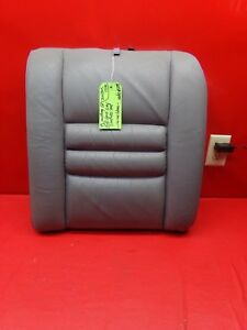 94 98 Mustang Gt Grey Gray Leather Rear Back Seat Upper Cushion Left Lh L 239