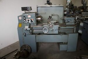 Leblond Regal 15 X 32 Lathe With Digital Readout And Tons Of Tooling