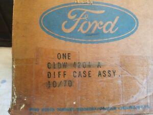 New Nos Ford 9 3 8 Nos Empty Posi Carrior Case Lincoln truck Etc C10w 4204 a