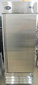 Saba Air S 23f 23 0 Cu Ft Commercial Upright Freezer new