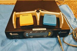 Arthrocare Quantum 2 Rf 12000 Generator Esu With Footswitch Very Nice