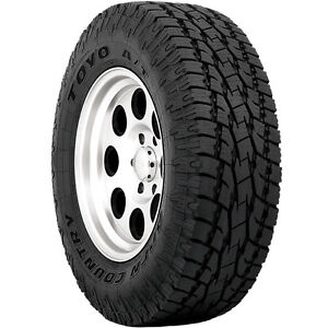 New Lt295 75r16 Toyo Open Country A T Ii All Terrain 10ply 295 75 16 2957516 Bl