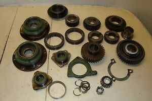 1961 John Deere 2010 Tractor Transmission Gears Covers
