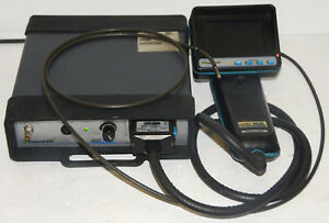 Ge Everest Vit Xl620 Video Probe Remote Imaging Borescope