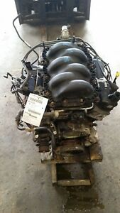 2002 Windstar 3 8 Engine Motor Assembly 162k Miles No Core Charge Needs Oil Pan