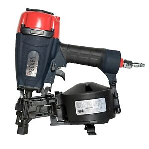 Pecker Coil Roofing Nailer Crn45p 7 8 inch To 1 3 4 inch