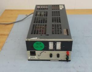 Kepco Jqe 100 5 Power Supply 0 100v 0 5a Tested And Guaranteed Working Warranty